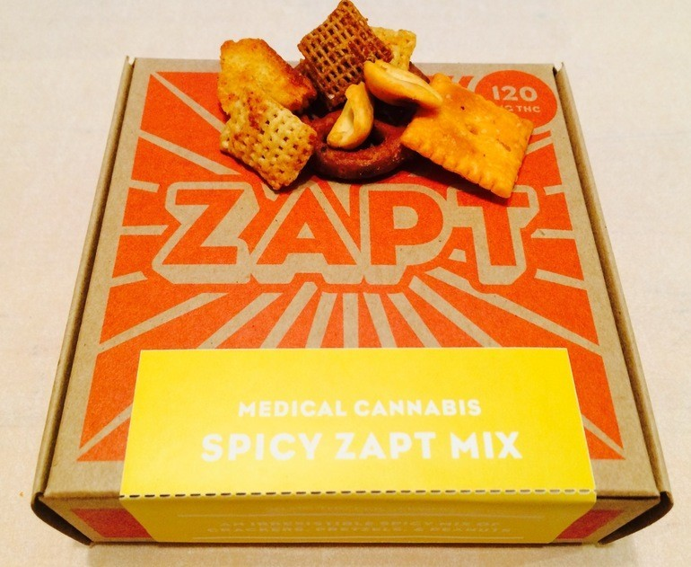 Spicy Zapt Mix 120mg