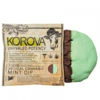 Mint Dip - Baked Good - Korova Edibles