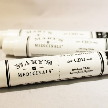 Transdermal Pen - CBD - Topical - Mary's Medicinals