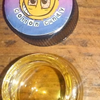 Cotton Candy Oil - Dab Face Concentrates